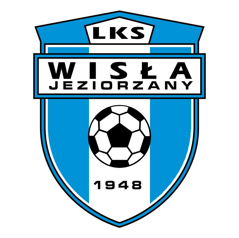 LKS Wisla Jeziorzany vector logo