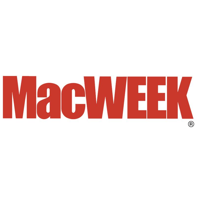 MacWeek vector logo