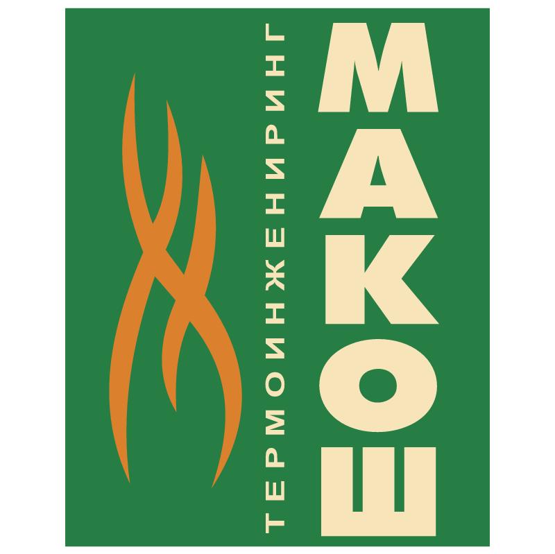 Makosh vector logo