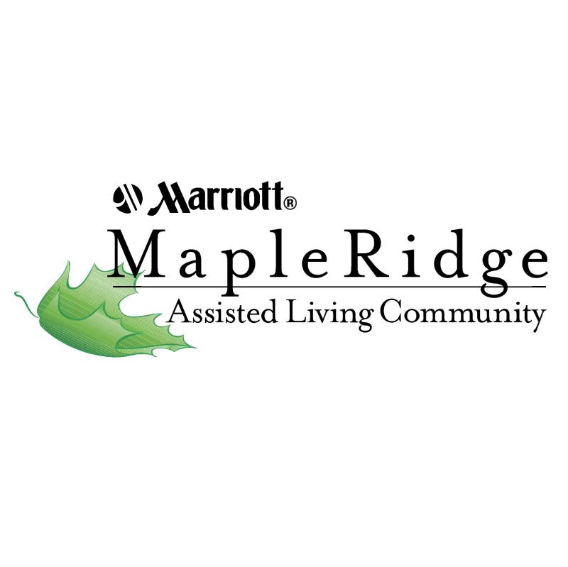 MapleRidge vector logo