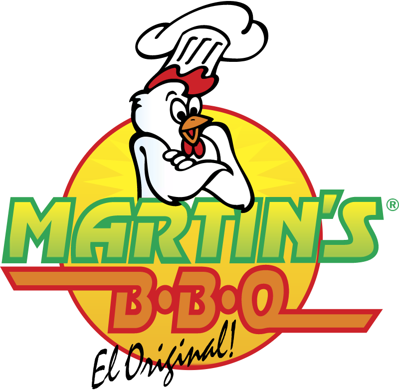 Martin's BBQ vector
