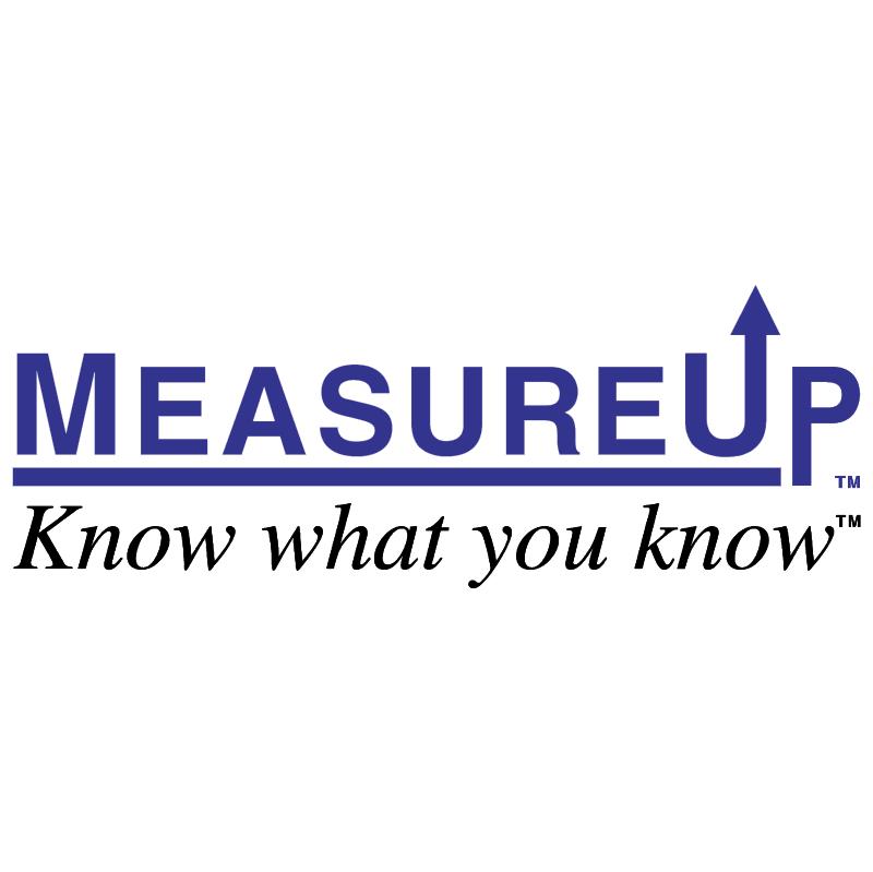 MeasureUp vector