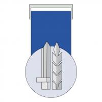 Medal for Distinguished Service vector