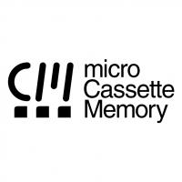 Micro Cassette Memory vector