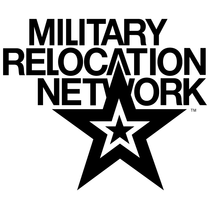 Military Relocation Network vector