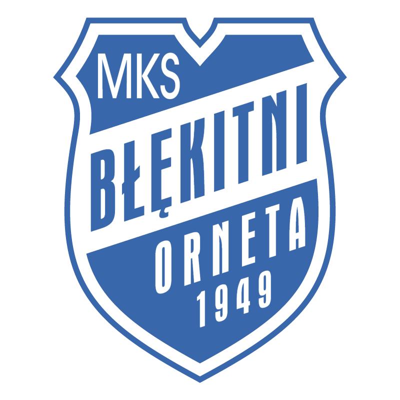 MKS Blekitni Orneta vector