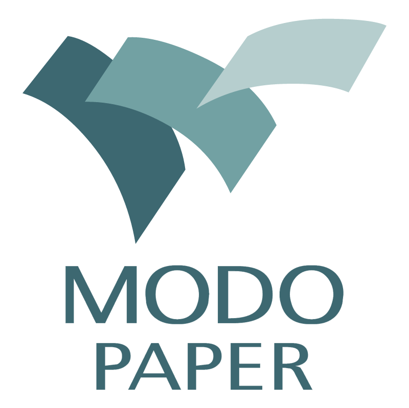Modo Paper vector