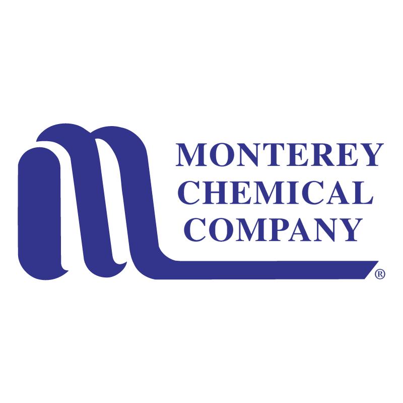 Monterey Chemical Company vector logo