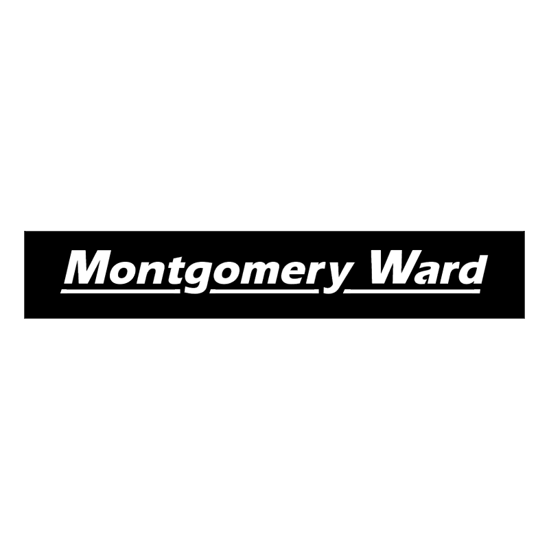 Montgomery Ward vector