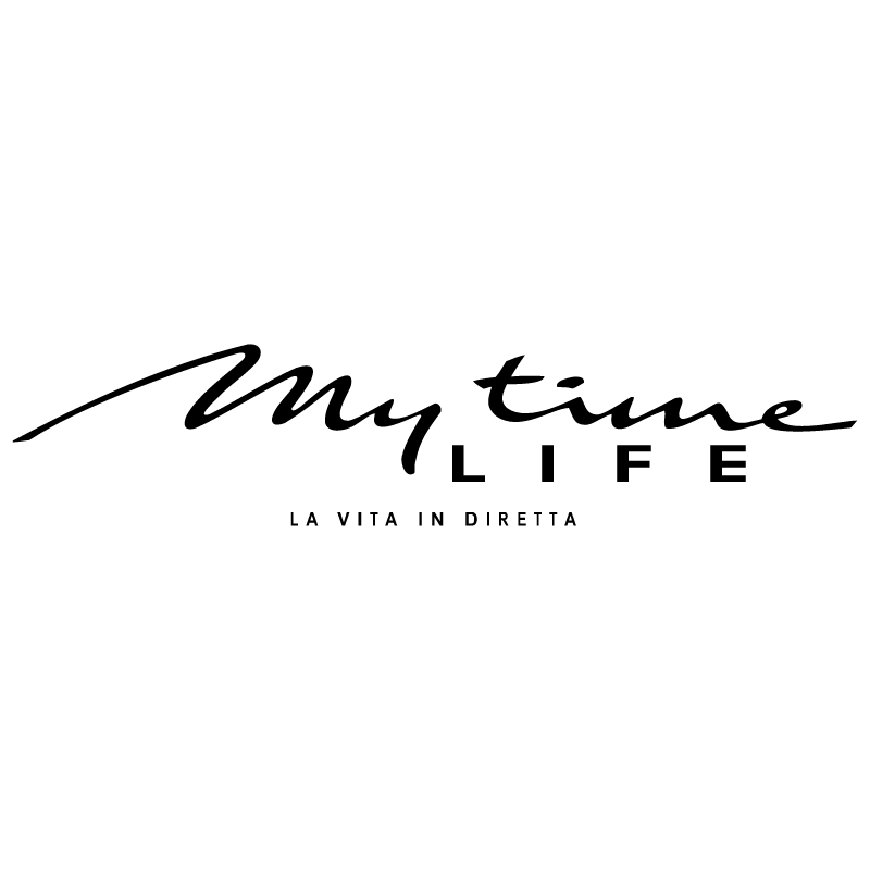 My Time Life vector logo