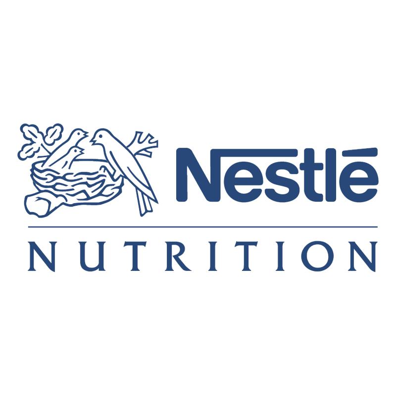 Nestle Nutrition vector