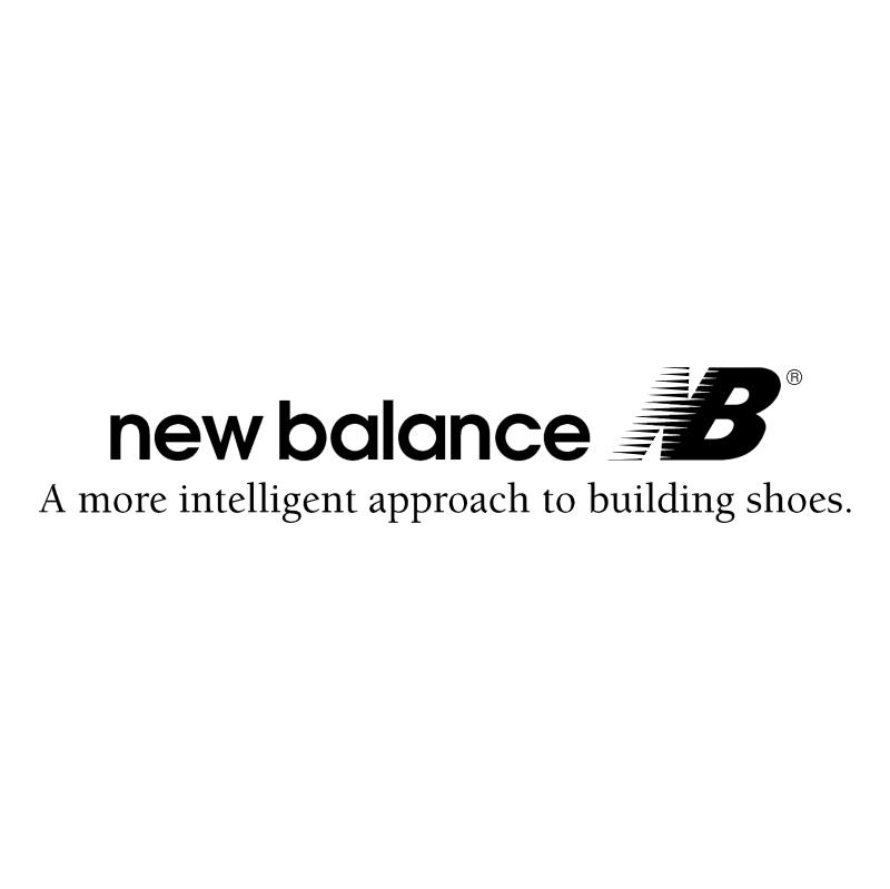 New Balance vector logo