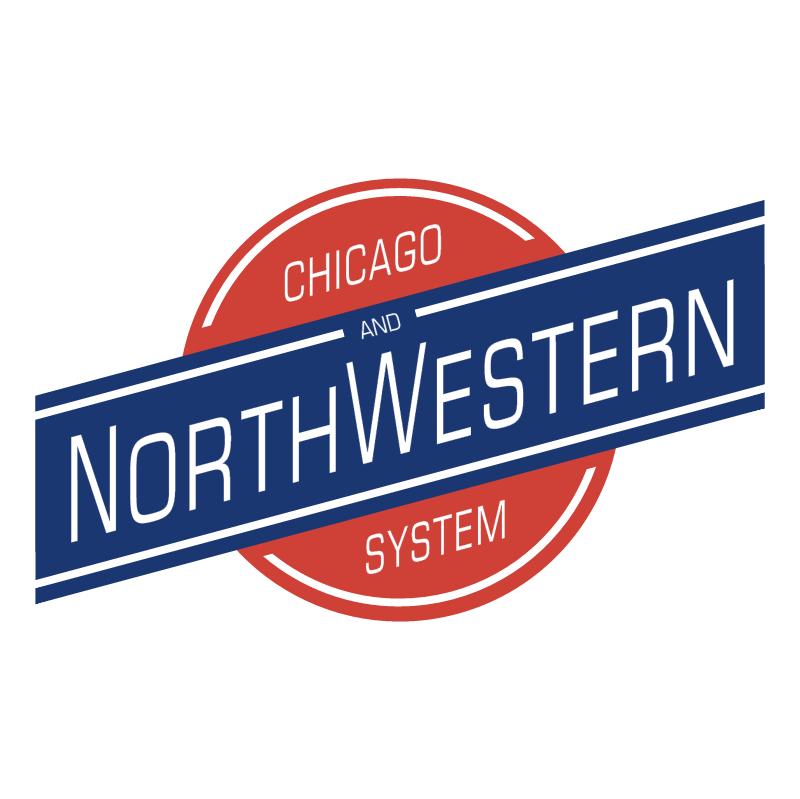 North Western Rail vector logo
