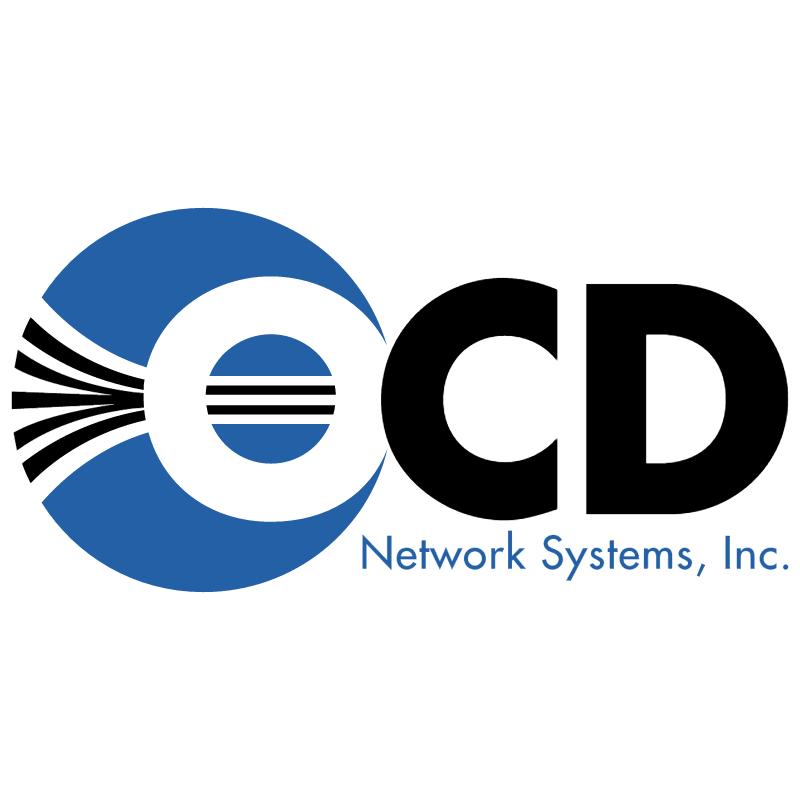 OCD Network Systems vector logo