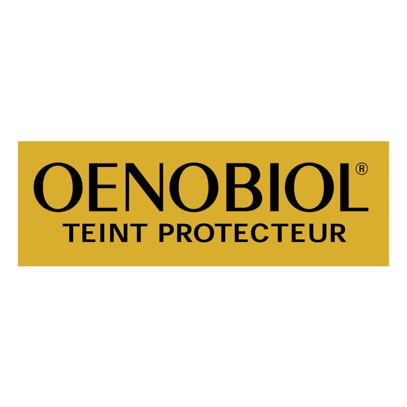 Oenobiol Teint Protecteur vector logo