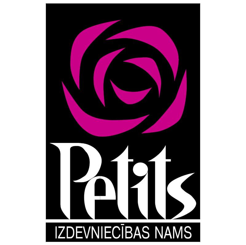 Petits vector logo