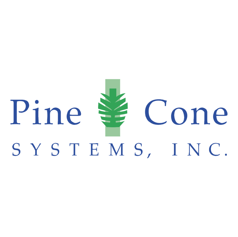 Pine Cone Systems vector