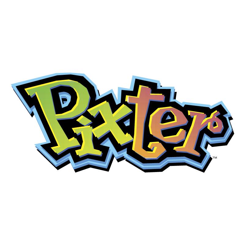 Pixter vector logo