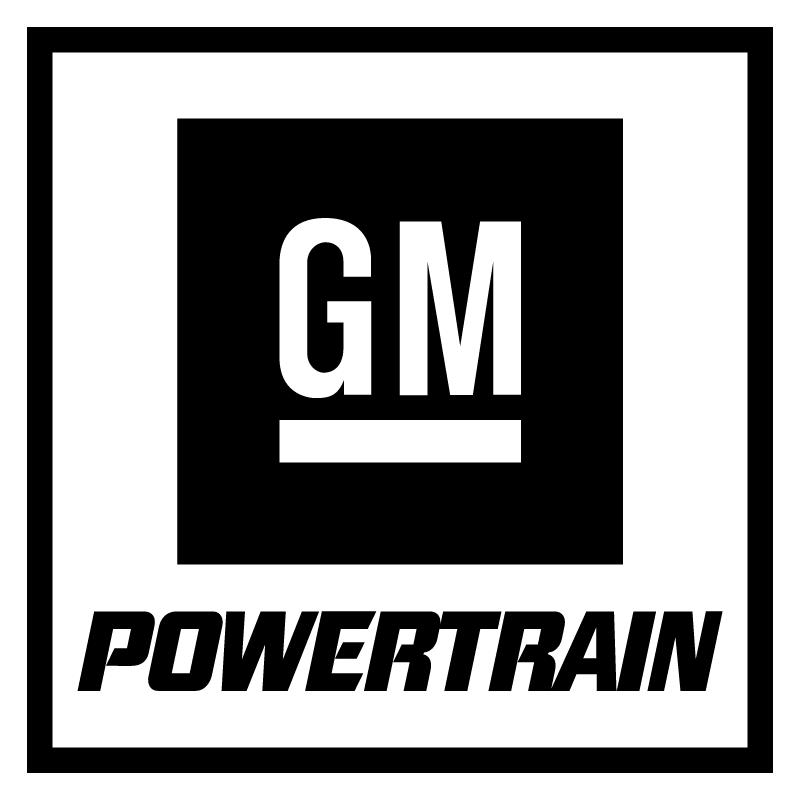 Powertrain GM vector