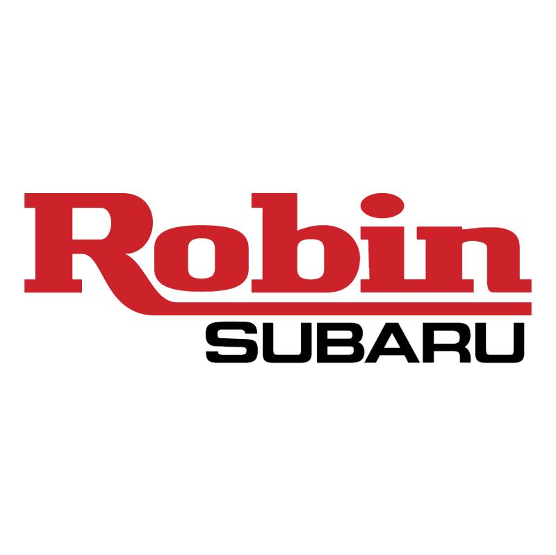 Robin Subaru vector