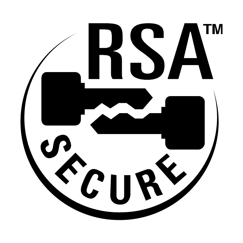 RSA Secure vector logo