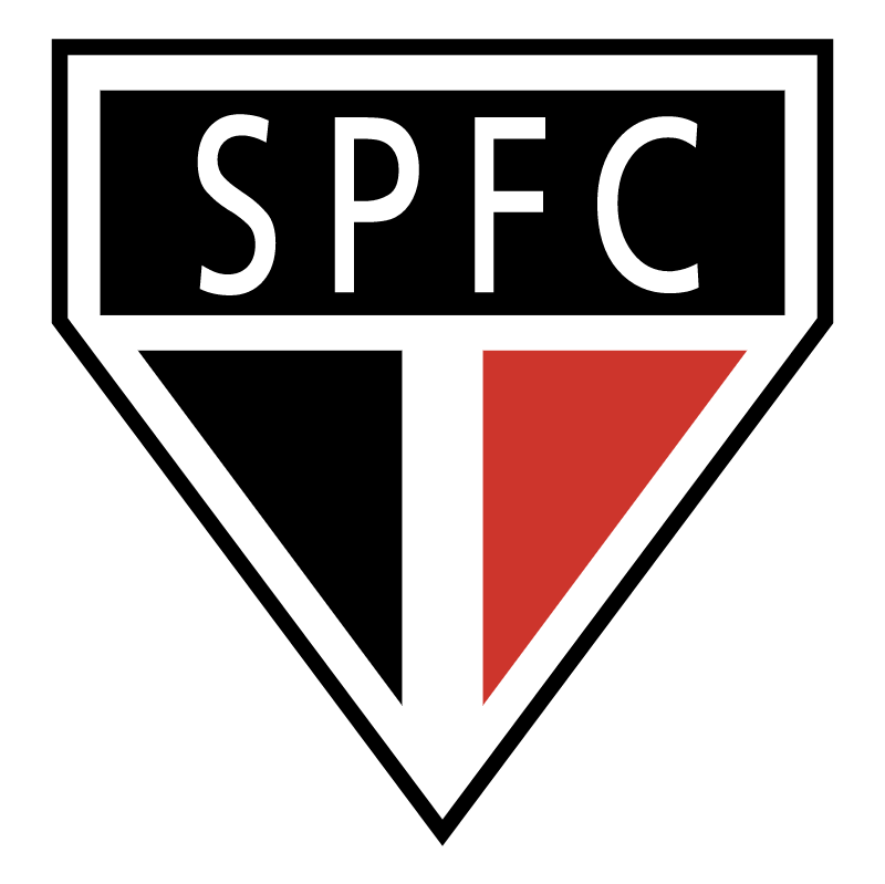 Sao Paulo Futebol Clube de Neves Paulista SP vector