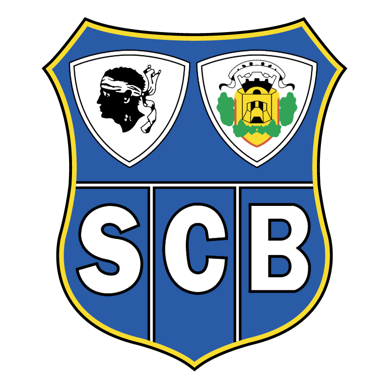SC Bastia vector