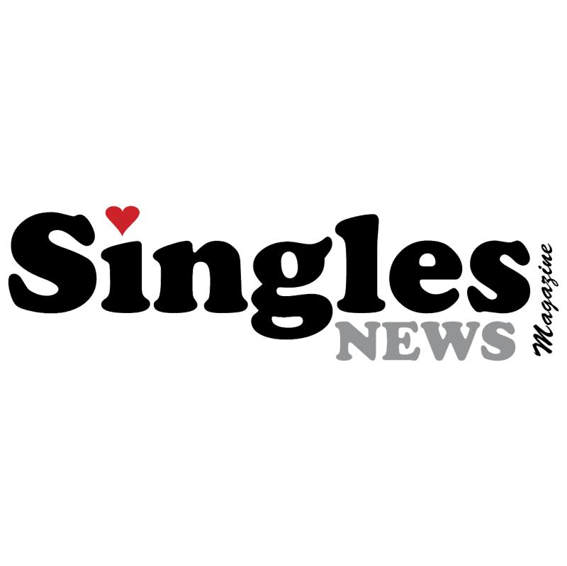 Singles News vector