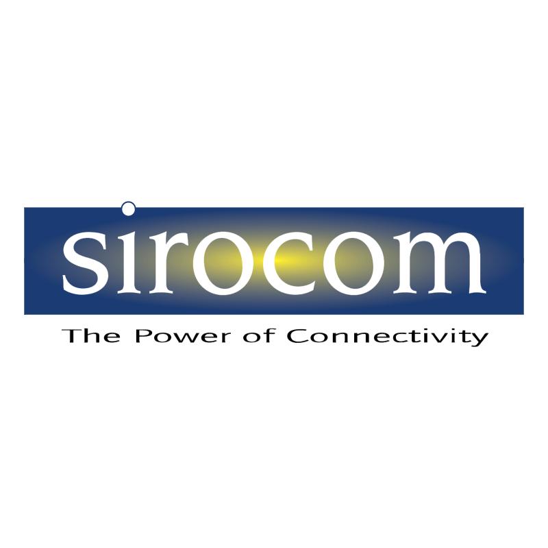 Sirocom vector logo