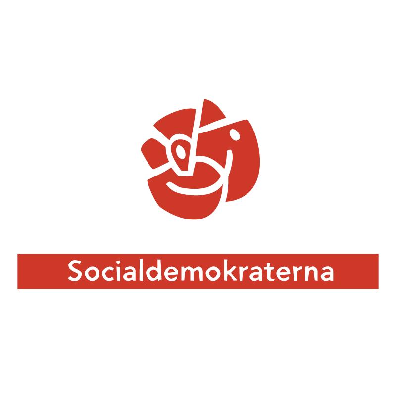 Socialdemokraterna vector logo