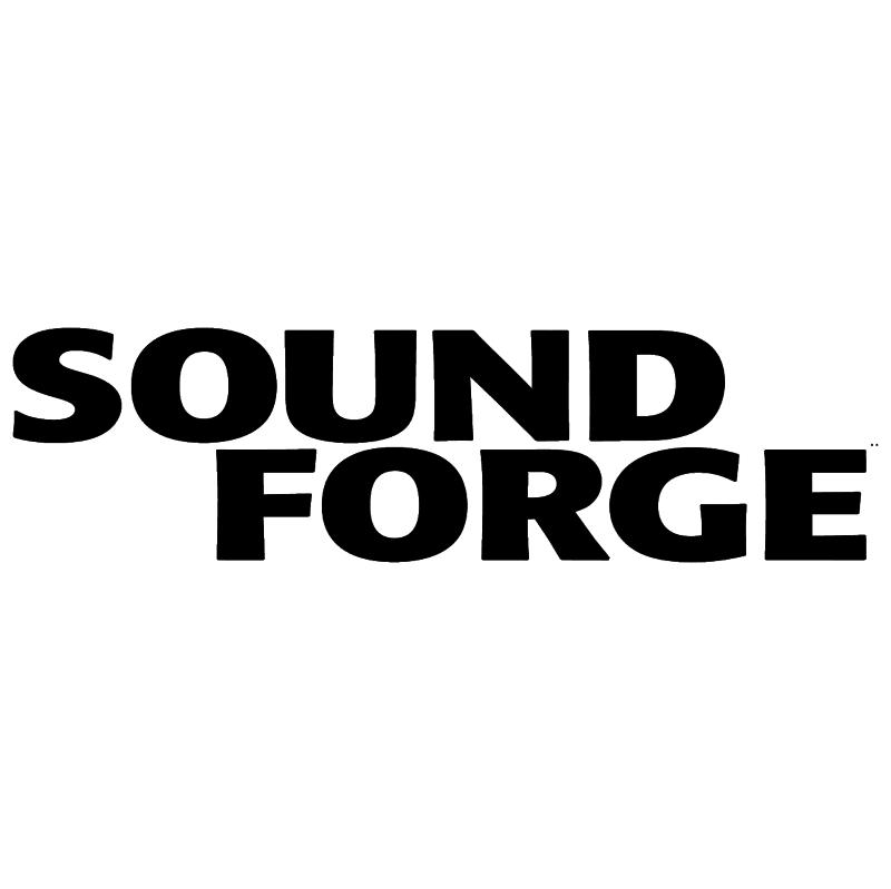 Sound Forge vector logo