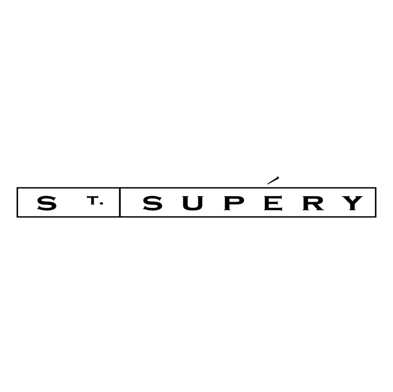St Supery vector