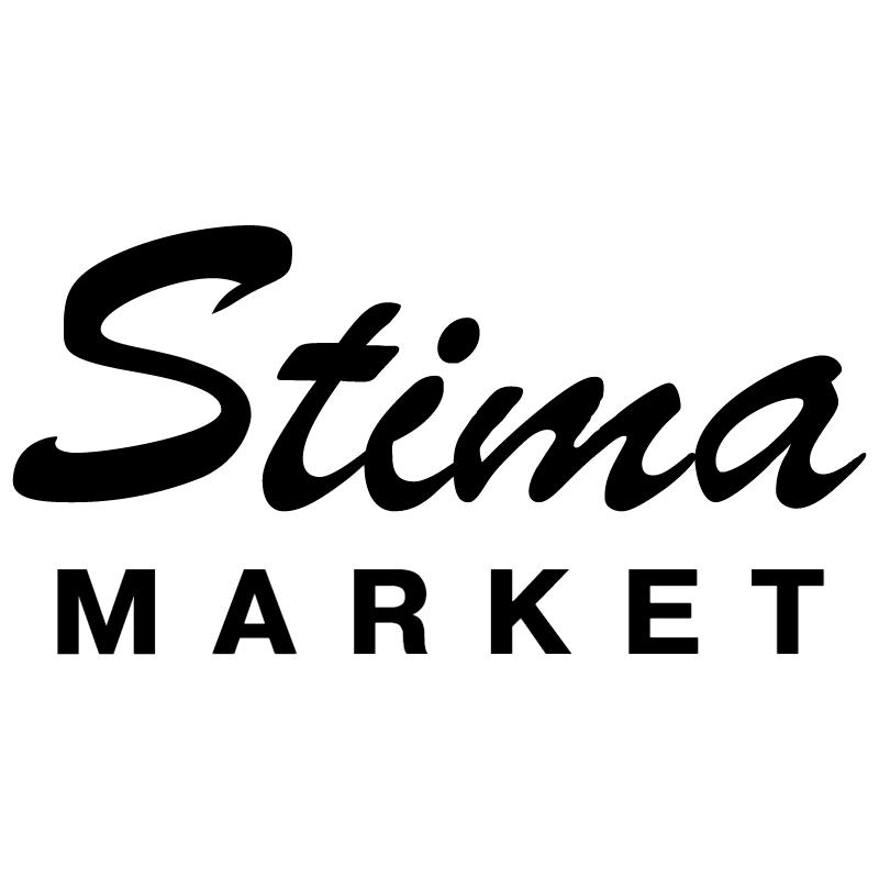 Stima Market vector