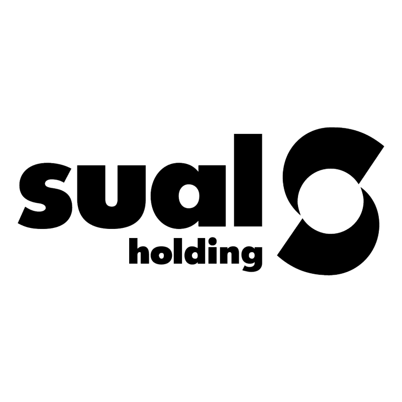SUAL Holding vector logo
