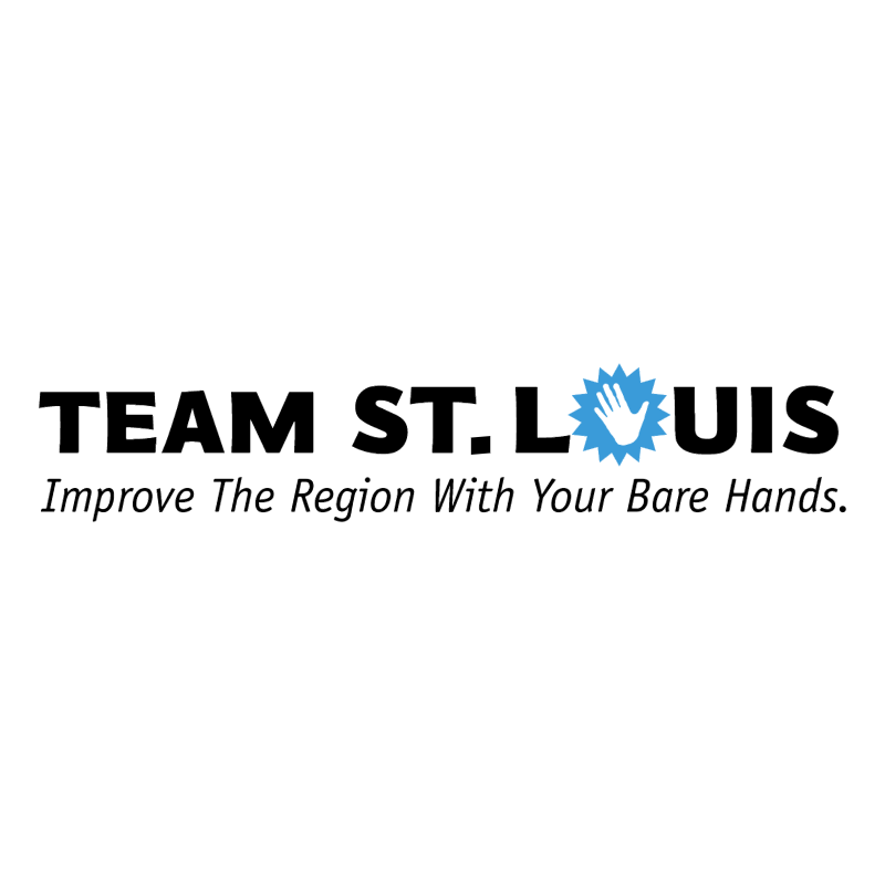 Team St Louis vector