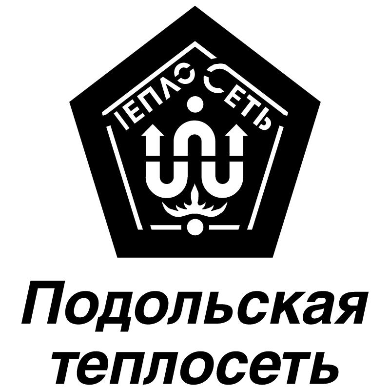 Teploset Podolsk vector