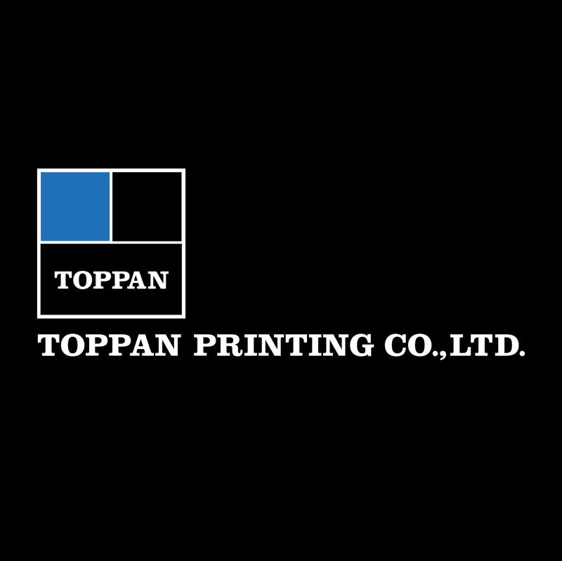 Toppan Printing vector