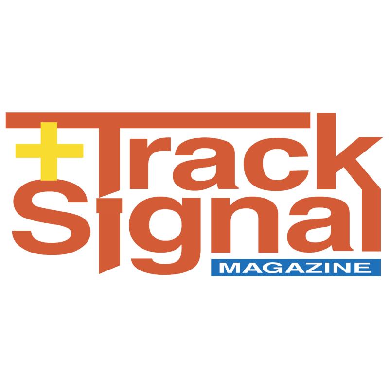 Track Signal vector logo
