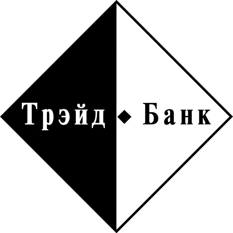 Trade Bank vector