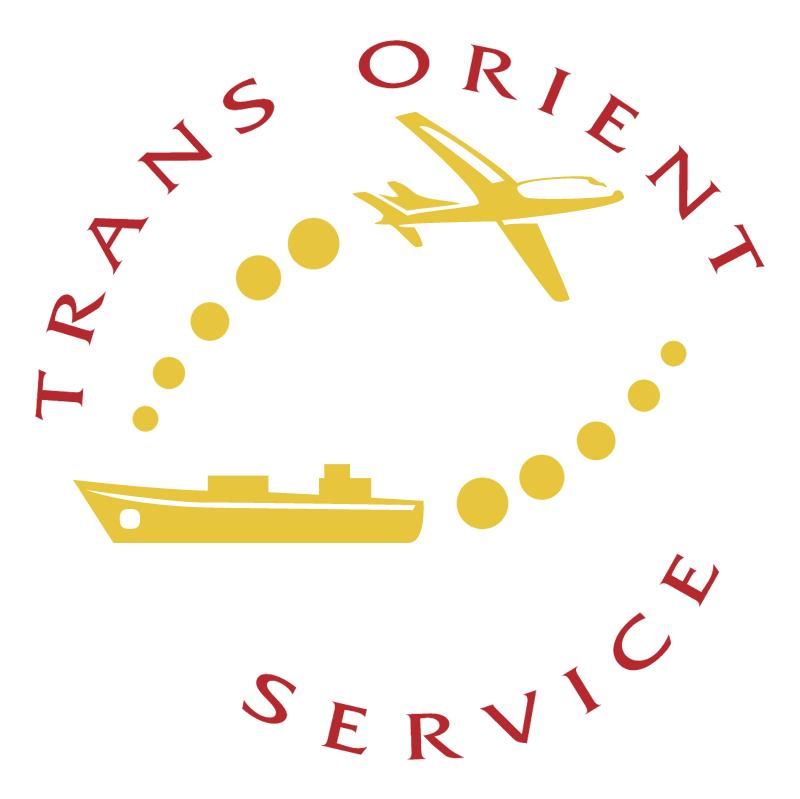 Trans Orient Service vector