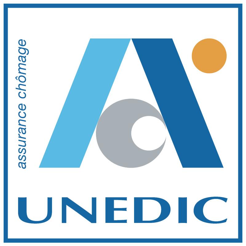 Unedic vector logo
