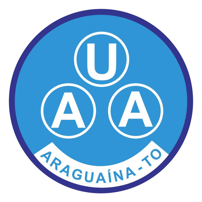 Uniao Atletica Araguainense de Araguaina TO vector
