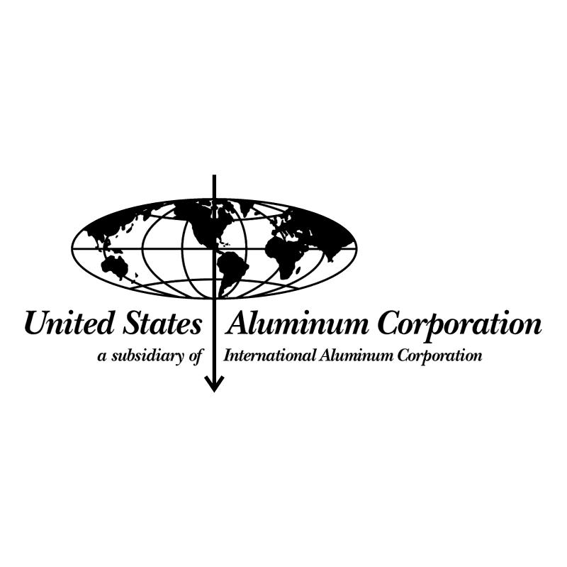United States Aluminium Corporation vector