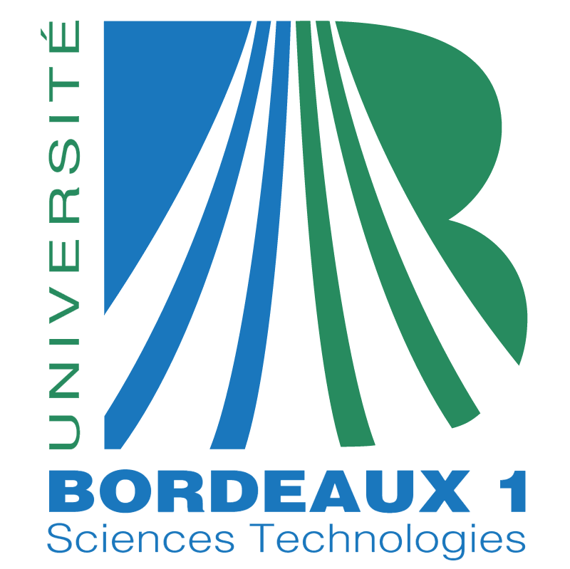 Universite Bordeaux vector