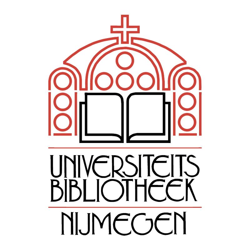 Universiteits Bibliotheek Nijmegen vector