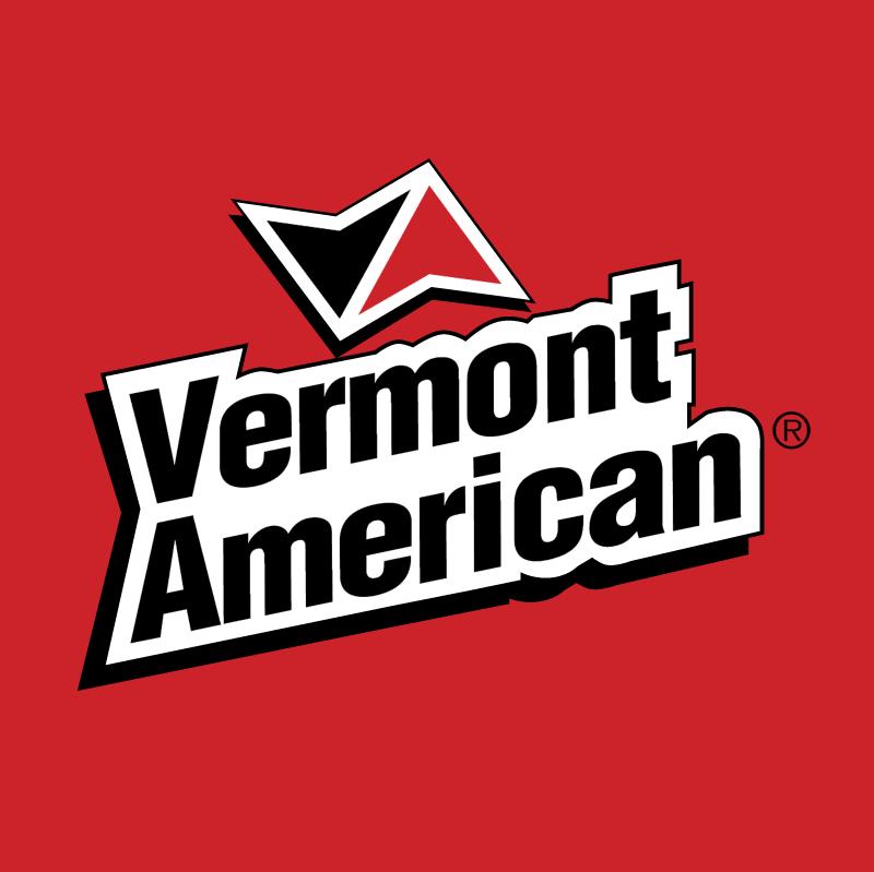Vermont American vector
