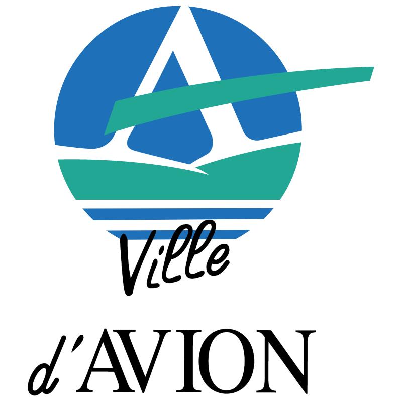 Ville dAvion vector