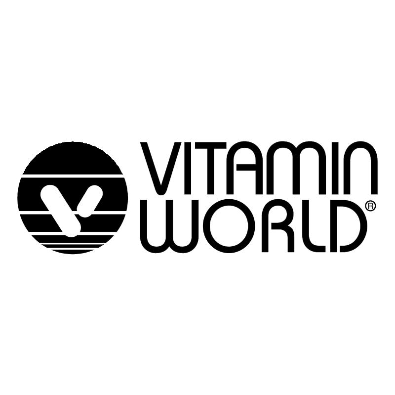 Vitamin World vector