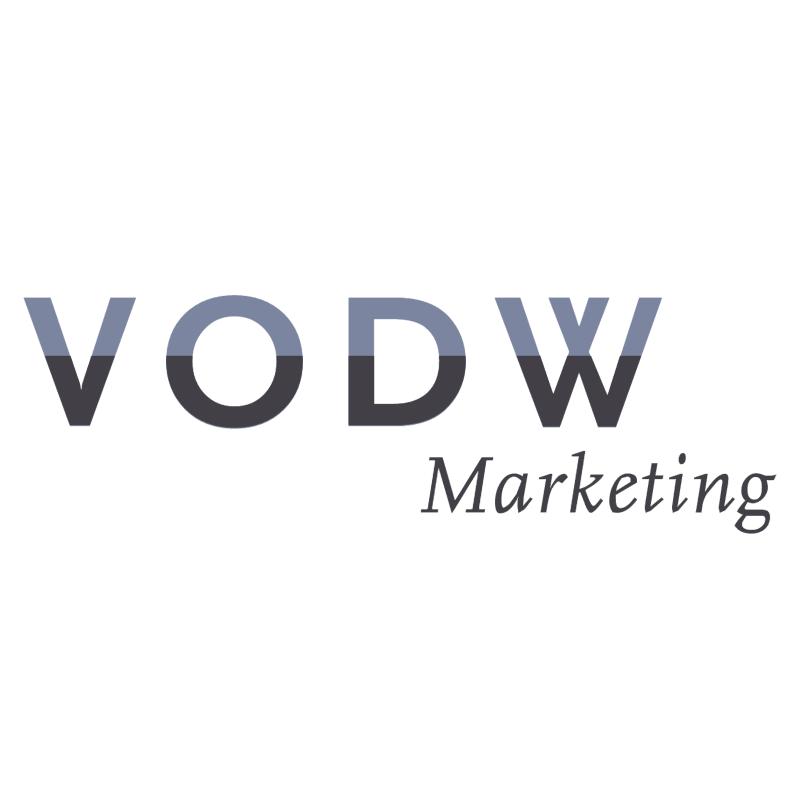 VODW Marketing vector logo
