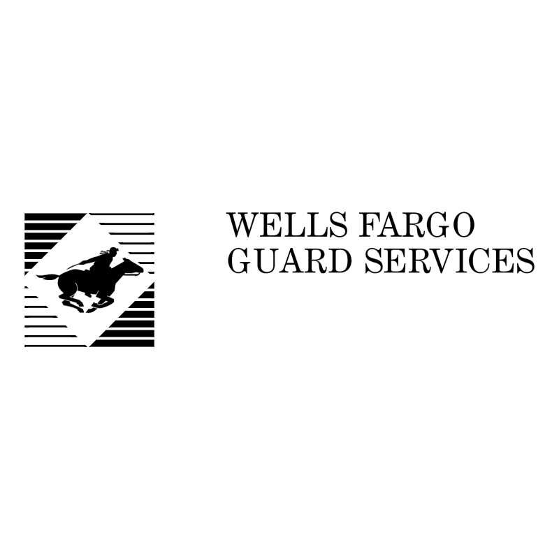 Wells Fargo Guard Services vector
